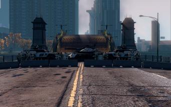 SRTT Roadblock - STAG lockdown - large