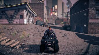 Toad - front in Saints Row IV