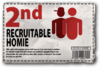 Homie - Followers x2 unlock coupon