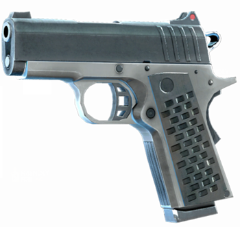 SRIV Pistols - Quickshot Pistol - 9MM Tactical - Default