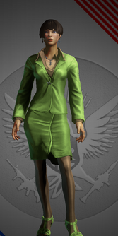 Saints Row IV - Playa preset 8 - female