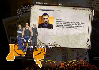 Saints Row promo website - Donny