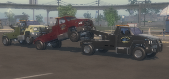 Shaft - towing multiple