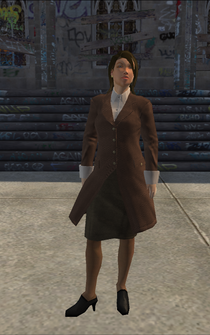 BusinessWoman-01 - HighEndClothingStore - character model in Saints Row