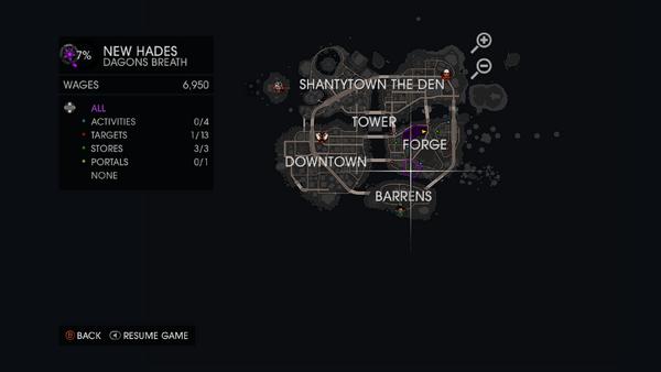Dagons Breath on map