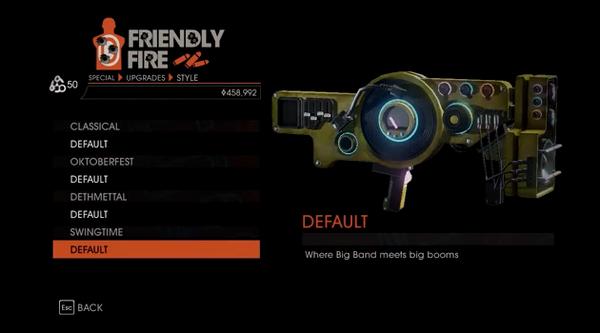 Dubstep Gun DLC Remix - Swingtime