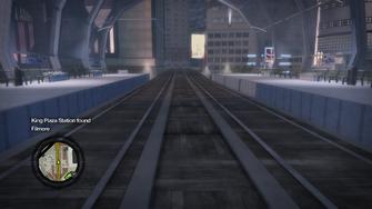 Secret Area - King Plaza Station found