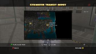 Stilwater Transit - Dock Station