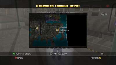 Stilwater Transit - Dock Station