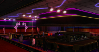 Tee'N'Ay - interior wide view in Saints Row