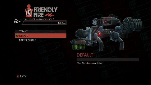 Weapon - Explosives - Alien RPG - Tyrant - Default