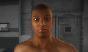Playa Saints Row 2 default African American Male