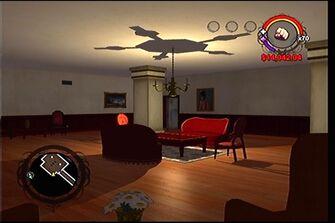 Raykins Hotel - seating area