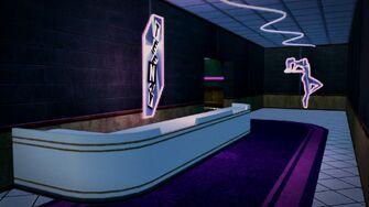 Tee'N'Ay - interior lobby in Saints Row 2