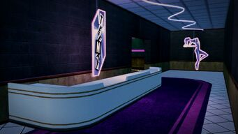 Tee'N'Ay - interior lobby in Saints Row 2