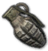 Weap thrown grenade