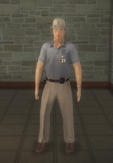 Nuclear - asian - character model in Saints Row 2