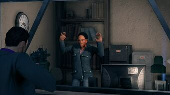 Robbing Image As Designed in Saints Row The Third