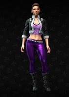 Shaundi - character model in Saints Row The Third