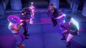 Grand Finale Part Four - everyone dancing