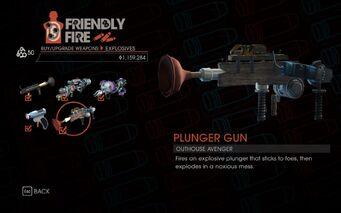 Weapon - Special - Plunger Gun - Main