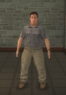 Middle-aged male gen - white - character model in Saints Row 2