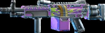 SRIV Rifles - Automatic Rifle - Mercenary LMG - Purple Inferno