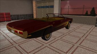 Saints Row variants - Cavallaro - Gang LC - rear right