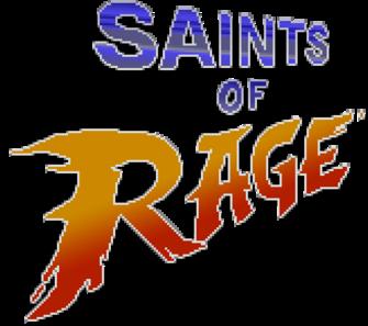 Saints of Rage rage logo