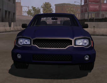 Voxel - front in Saints Row