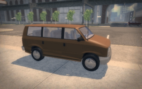Voyage - Beater Variant