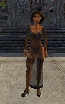 Snatch - Loreana - character model in Saints Row