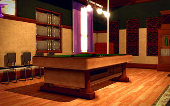 University Loft - Ultra Modern - pool table