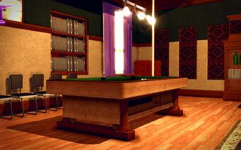 University Loft - Ultra Modern - pool table