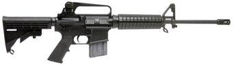 AR-40 Xtnd - AR6520 in real life