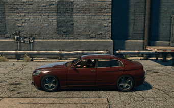 Blade - left in Saints Row The Third