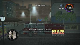 Blaze - left in Saints Row 2