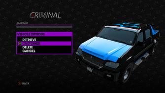 Criminal - Deckers variant is customizable