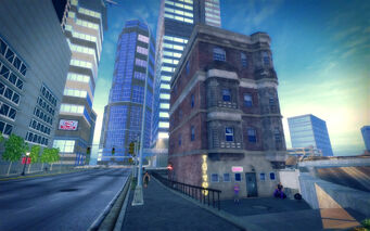 Filmore in Saints Row 2 - Rusty's Needle