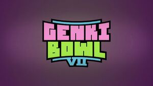 Genkibowl VII medium promo wallpaper
