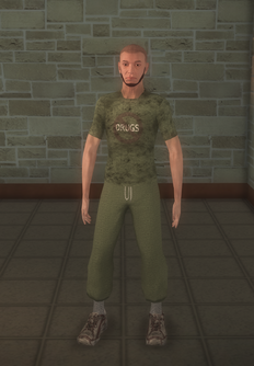 Junky - white male - character model in Saints Row 2