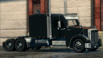 Peterliner - front right in Saints Row The Third