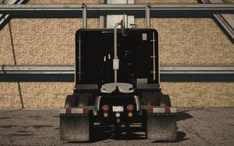 Saints Row IV variants - Peterliner Ultimate - rear