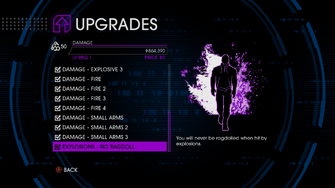 Upgrades menu in Saints Row IV - Page 2 of Damage