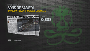 Bavogian Plaza Drug Labs - complete 2000 cash