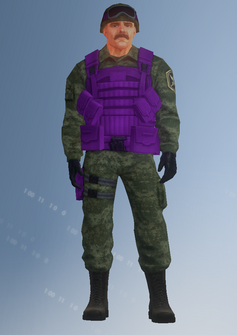 Gang Customization - Guardsmen 1 - Jones - in Saints Row IV