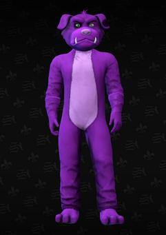 Gang Customization - Mascot 7 - Dog - in Saints Row The Third