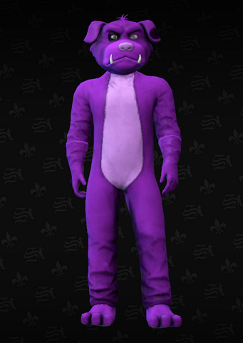Gang Customization - Mascot 7 - Dog - in Saints Row The Third
