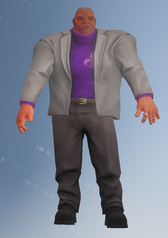 Oleg - character model in Saints Row IV