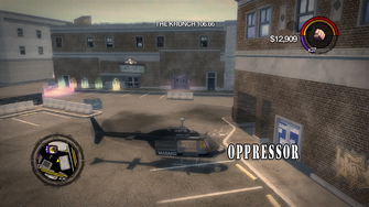 Oppressor ULTOR with logo